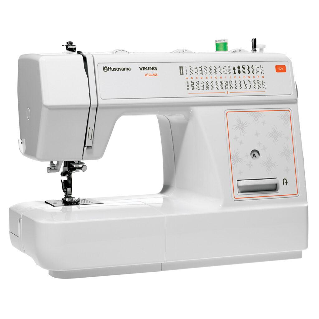 Symaskine bedst i test